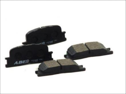 Тормозные колодки, дисковые C22030ABE