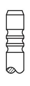 V90178 AE Впускной клапан
