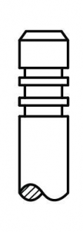 V91161 AE Выпускной клапан