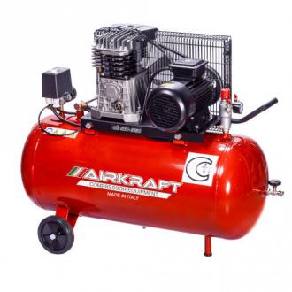 Компрессор 100 л, 360л / мин, 220В, 2,2кВт AIRKRAFT AK100-360M-220-ITALY