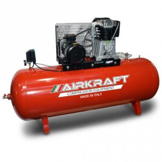 Компрессор 500 л Ременной 1070л / мин, 380В, 7,5кВт AIRKRAFT AK500-988-380