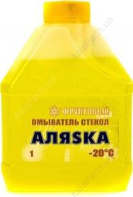 Омыватель стекла зимний АЛЯSКА Фруктовый -20С 1л 5365