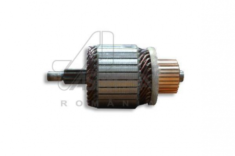 Ротор (якорь) стартера 1.5 DCI/E4 30258