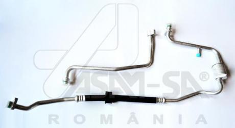 Трубка кондиционера Renault Logan 1.2і, 1.4і, 1.6і (04-) (32691) Asam