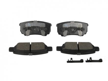Комплект тормозных колодок, дисковый тормоз 13.0460-5735.2