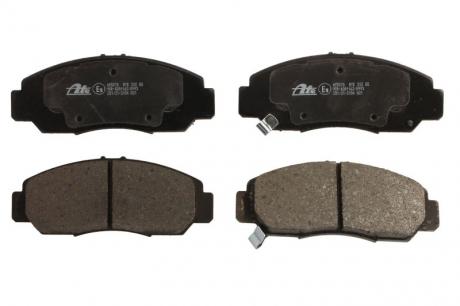 Комплект тормозных колодок, дисковый тормоз 13.0460-5878.2