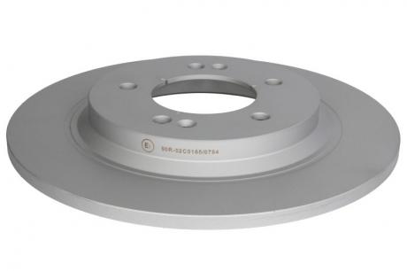 24.0110-0400.1 ATE Гальмівний диск