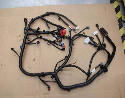 Жгут проводки двигателя 2.0 2.4 Geely EX-7 1017015880