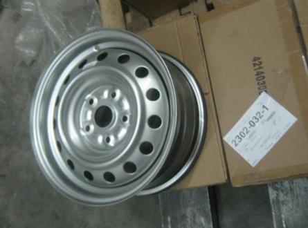 Диск колесный стальной R15x6J d=54mm Geely EC-7 RV 1064001019