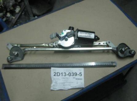 Трапеция стеклоочистителя в сборе с мотором Geely EC-7 1067001390