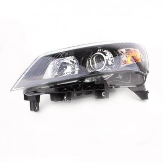 Фара передняя седан (black) L Geely EC7 1067003376
