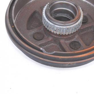 Барабан тормозной (под 2 подшипника) ABS Geely CK 1403025180