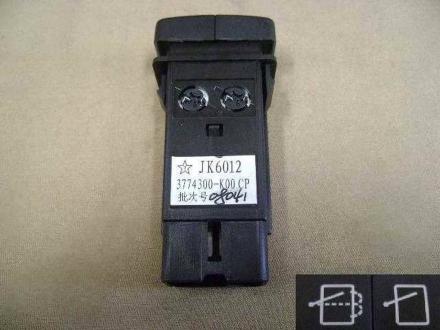 Кнопка стеклоочистителя двери 5-ой Great Wall Hover 3774300-K00