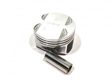 Поршень c пальцем STD (1 шт) Chery Jaggi Kimo 473H-1004015