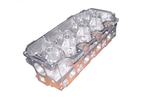 Головка блока цилиндров (не в сборе) Chery Amulet 480EF-1003010