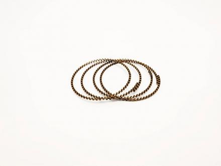 Кольца поршневые 0 50 Chery Amulet Karry 480EF-1004030CA