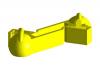 A11-1703190 Auto Parts Тяга соединительная КПП (короткая) Chery Amulet (фото 2)