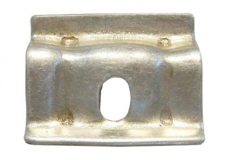 Кронштейн крепления аккумулятора (металл) Chery Amulet A11-3703011