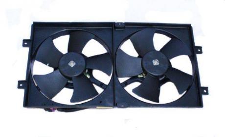 Вентилятор радиатора Chery Forza A13-1308010