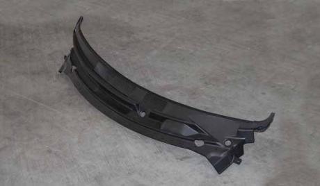 Накладка под лобовое стекло (дождевик) ЗАЗ Chery Forza A13-5301580