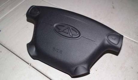 Подушка безопасности AIRBAG водительская Amulet A15-3402310BD