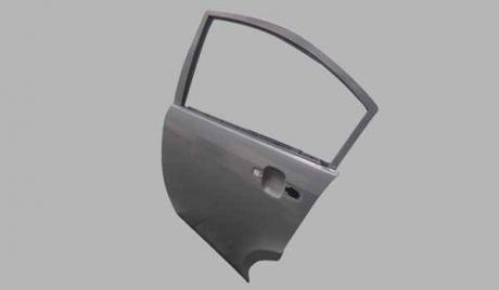 A21-6201010-DY Auto Parts Дверь задняя L Chery Elara