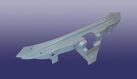 Панель кузова передняя (верхняя) Chery M11 M11-5301010-DY