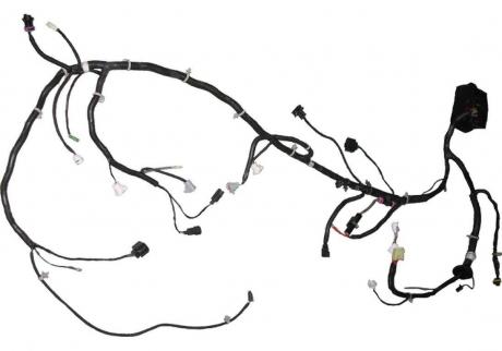 Жгут проводов моторного отсека Chery QQ S11-3724010CE