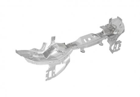 Панель кузова передняя верхняя Sweet Chery QQ S11-5300050-DY