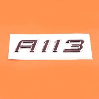 """Эмблема """"A113"""" Chery Kimo S12-3903023"""
