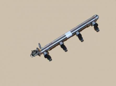 Топливная рампа в сборе с форсунками Great Wall Haval H3 Hover 4G63 4G64 SMW250271