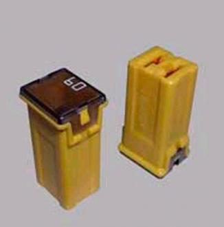 Предохранитель (60А) желтый Chery Tiggo T11-3722019