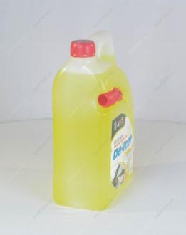 Омыватель стекла с лейкой (зимний) (Fruit yellow) (Польша, AXXIS) -22°C 4л. 48021031073