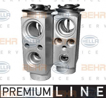 Клапан кондиционера Astra G/Omega B/Zafira A/Multipla (Premium Line OE) 8UW351239-341