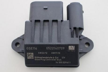 Блок управления свечами накаливания GSE114
