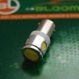 Лампа светодиодная BA9S 1x1W 3x0 2W белый BL-L1130-white