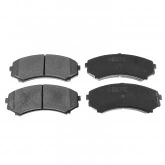Тормозные колодки дисковые ADC44261