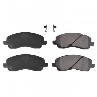 Тормозные колодки дисковые ADC44264