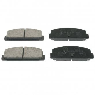 Тормозные колодки дисковые ADM54248