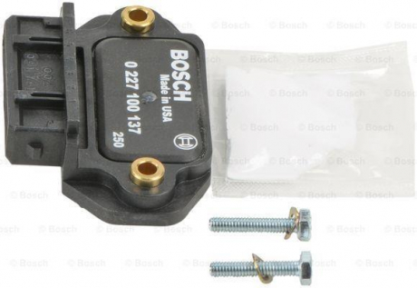 Коммутатор, система зажигания 0227100137
