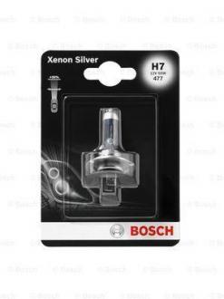 Лампа Н7 55W 12V Xenon Sіlver блистер - кратн. 20 шт 1987301069