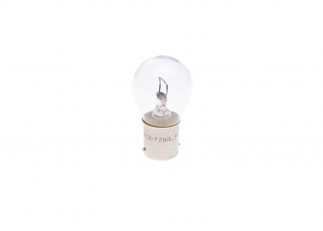 Лампа накаливания P21W 12V-21W ВАЗ (пр-во Bosch) 1987302201