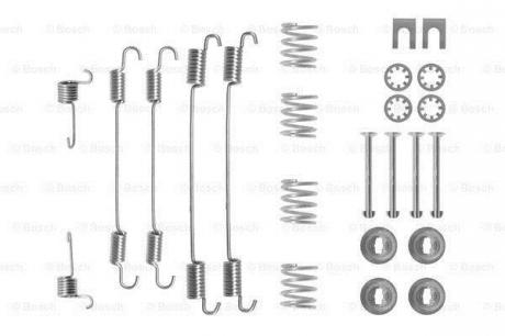 Комплектующие, тормозная колодка 1987475253