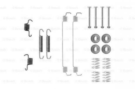 Комплектующие, тормозная колодка 1987475264