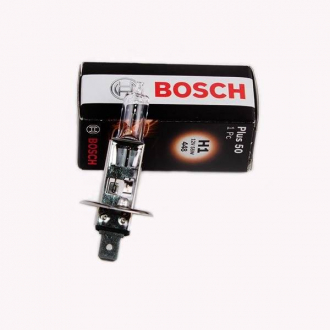 Лампа галогенная BOSCH (+ 50%) Great Wall Voleex C50 P14.5s 12V 55W