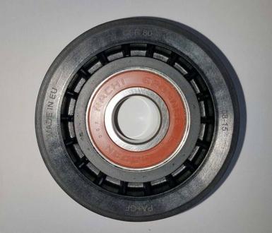 Ролик ремня генератора без натяжителя Chery Caffaro A11-8111200CA-1