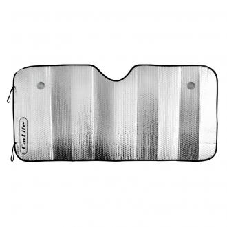 Солнцезащитная фольгированная шторка 130x60 см CarLife (SS130)