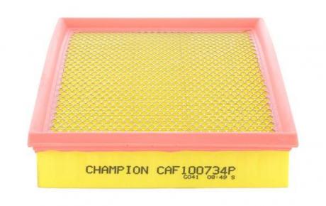 Фильтр воздушный SKODA /U734 (пр-во CHAMPION) CAF100734P