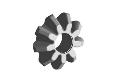 Шестерня КПП дифференциала (оригинал) Chery Eastar QR523-1701711