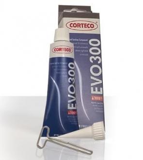 Герметик Corteco силіконовий EVO300 70мл сірий -70С+300С 49372187